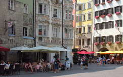 Innsbruck, Ausztria, 2015.július