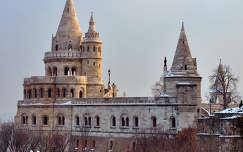 Budapest, Halászbástya