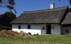 A parasztgazda háza Tihanyban