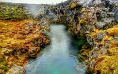 Izland,Pingvellir Nemzeti Park
