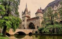 híd magyarország budapest várak és kastélyok vajdahunyad vára