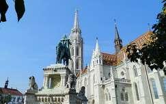 Mátyás templom Buda