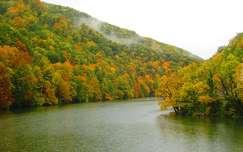 Miskolc-Lillafüred, a Hámori-tó