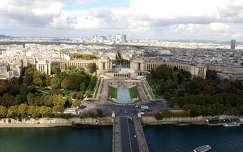 Franciaország, Párizs - Trocadero
