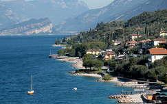 Malcesine (Garda-tó) - Olaszország