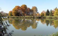Orfű. Pécsi tó, Szúnyog sziget