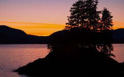 Alaszkai naplemente