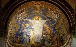 Franciaország, Párizs - Sacré Coeur Bazilika