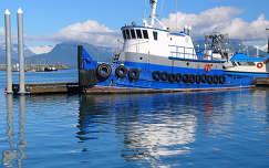 Alaszkai kikötő