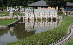 Klagenfurt,Minimundus,Chenanceux makettje