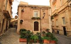 ház szicília utca olaszország