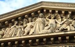 Franciaország, Párizs - Madeleine-templom