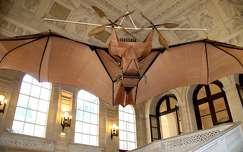 Franciaország, Párizs - Műszaki Múzeum
