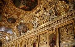 Franciaország, Párizs - Louvre