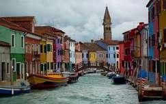 Burano színei, Velence