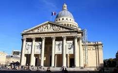 Franciaország, Párizs - Panthéon