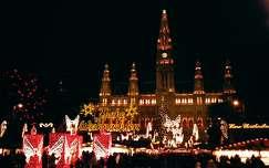 Karácsony Bécsben, Rathausplatz