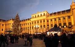 Karácsony Bécsben, Schönnbrunn
