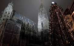 Karácsony Bécsben, Stephansplatz