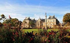 Franciaország, Párizs - Luxembourg kastély