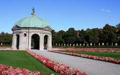 Németország, München - Hofgarten