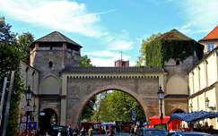 Németország, München - Sendliger Tor