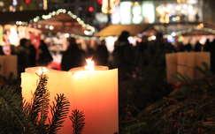 Advent, karácsonyi vásár, Vörösmarty tér