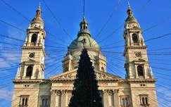 2015.12.29. Szent István-bazilika, Fotó: Szolnoki Tibor