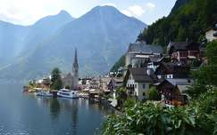 Ausztria,Hallstatt