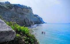 Korfu ,Sidari