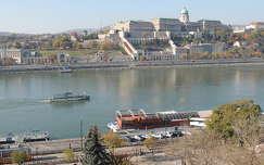 Budapest,Kilátás a Vigadó tetejéről