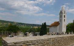 Árpádkori-templom és temető, Hévíz
