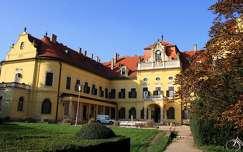 Nagymágocs - Károlyi-kastély