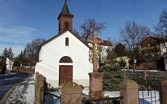 Szent Margit kápolna Balatonalmádi Magyarország
