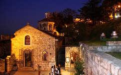Szerbia, Belgrád - Kalemegdan, Sveta Petka-templom