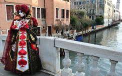 Velence-Dáma-Olaszország