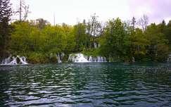 Horvátország,Plitvicei-tavak