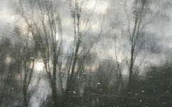 jég tükröződés