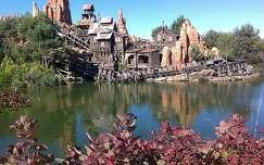 Párizs, Disneyland 2015 szeptember