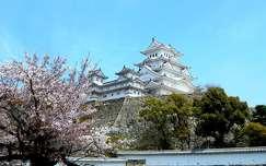 Japán, Fehér kócsag várkastély