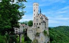 Lichtenstein, Németország