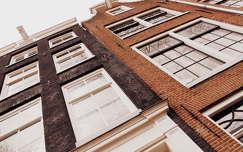 Amszterdam, házak