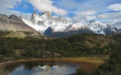 Cerro Torre (3102 m), Los Glaciares Nemzeti Park,  Argentina