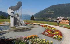 Ossiachi tó,Ausztria,Karintia