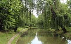 Gyula, Élő-víz csatorna