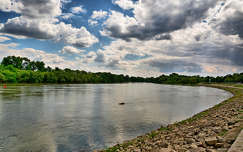 a Duna Szentendrénél