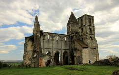 zsámbéki romtemplom magyarország romok templom