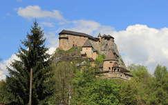 várak és kastélyok szlovákia árva vára