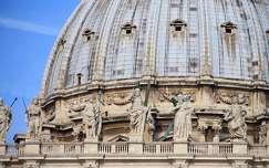 Olaszország, Róma - Szent Péter-bazilika