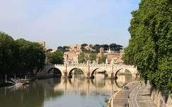 Olaszország, Róma - Angyalhíd